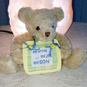NWOT MY SON TEDDY BEAR